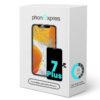 iPhone 7 Plus caja reparación phonexpres 2021 phonexpres